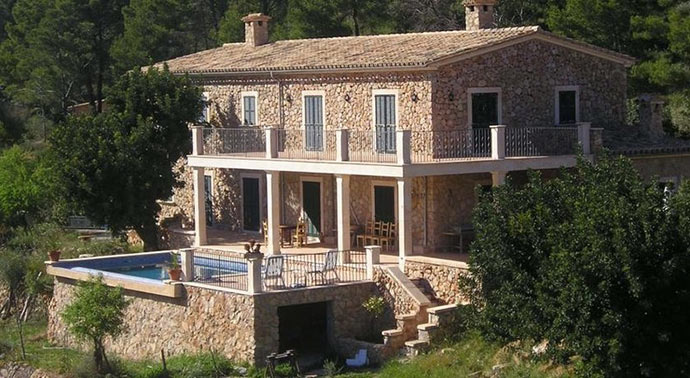 Country house for sale Andratx nice views